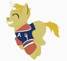 Hall-icorn by hockeyponies