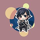 Chibi Chrom by Monica G. C.