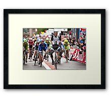 Marcel Kittel Framed Print