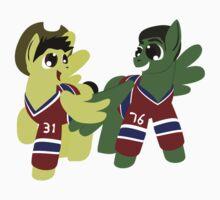 PegaPrice & PKasus by hockeyponies