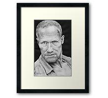 Merle Dixon Framed Print