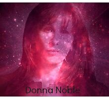 Donna Photographic Print