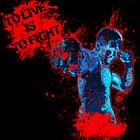 To Live is to fight by joebarondesign