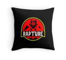 Rapture Park Throw Pillow