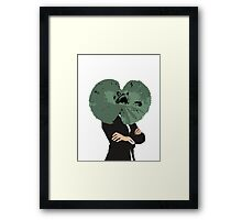 Argonian Businesswoman Framed Print