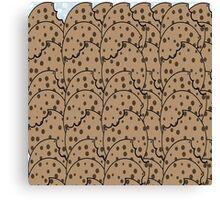 Cookie Overload Canvas Print