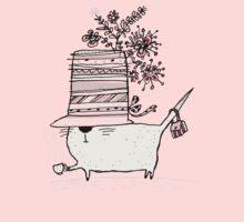 Cup of Tea Cat T-Shirt