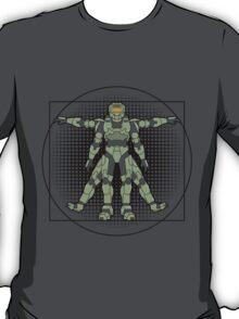 Vitruvian Spartan T-Shirt