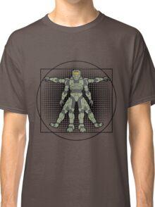 Vitruvian Spartan Classic T-Shirt