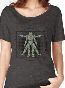 Vitruvian Spartan Women's Relaxed Fit T-Shirt