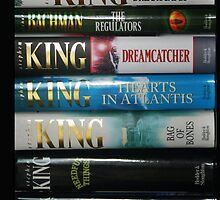 Stephen King HC1 by Kezzarama