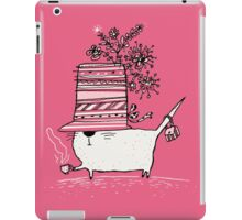 Cup of Tea Cat iPad Case/Skin
