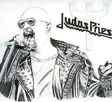 Rob Halford - Judas Priest by maskeraide