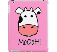 Cute Cow iPad Case/Skin