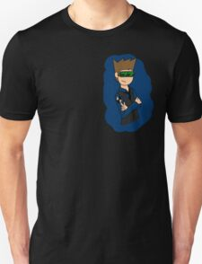 Eddsworld- Blue Leader Unisex T-Shirt