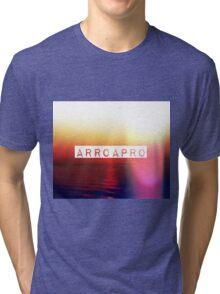Summer Campaign - Falling Sun Tri-blend T-Shirt