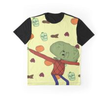 The Big Lez Show - Clarence Graphic T-Shirt