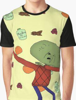 The Big Lez Show - Clarence Graphic T-Shirt