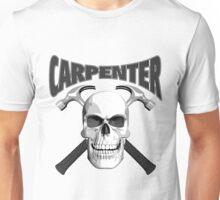 Carpenter Skull Unisex T-Shirt
