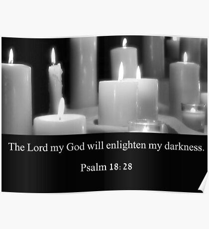 Lord, Enlighten My Darkness Poster