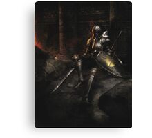 Demon's Souls Canvas Print