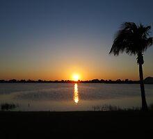 Sunset in Florida by edlineuser