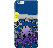 Halloween - Lil Inky - Moo and Friends iPhone Case/Skin