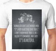 Beautiful Over There Unisex T-Shirt