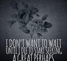 Start Seeking by Alyssa  Clark