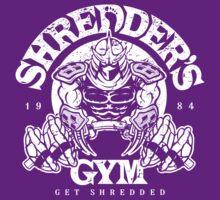 Shredder's Gym | Unisex T-Shirt