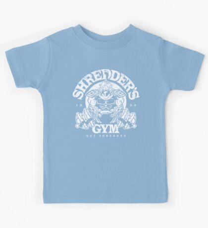 Shredder's Gym Kids Tee