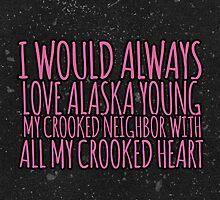 Crooked Neighbor by Alyssa Clark