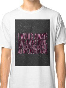Crooked Neighbor Classic T-Shirt