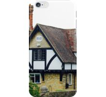Quaint Countryside Home iPhone Case/Skin