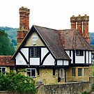 Quaint Countryside Home by greenjewels77