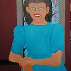 Angie Ward Three Decades Ago by towncrier
