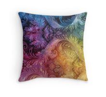 Texture Rules  Throw Pillow
