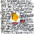 field notes by Shylie Edwards