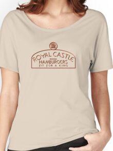 Royal Castle Hamburgers Women's Relaxed Fit T-Shirt
