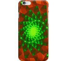A green place iPhone Case/Skin