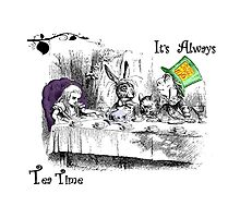 It's Always Tea Time by Amantine