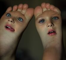 Baby Feet by Randy Turnbow