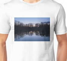 Lake Ontario Blue Hour Infused With Purple Unisex T-Shirt