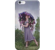 Perennial Parasol iPhone Case/Skin