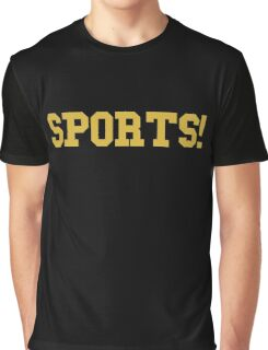 Sports - version 3 - gold Graphic T-Shirt