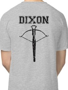 Daryl Dixon Crossbow (black) Classic T-Shirt