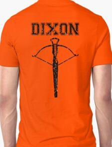 Daryl Dixon Crossbow (black) Unisex T-Shirt