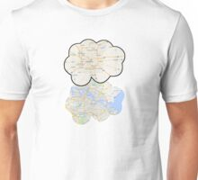The Fault In Our Stars Maps Unisex T-Shirt