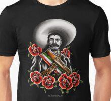 Emiliano Zapata Portrait Unisex T-Shirt