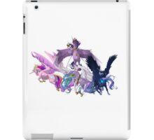 My Little Princesses iPad Case/Skin